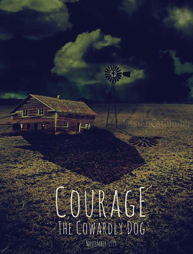 Courage The Cowardly Dog House : courage, cowardly, house, Courage, Cowardly, Cartoons,, Cartoon, Network, Shows,