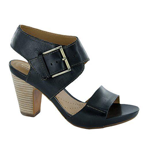 5bf9a531c2c Clarks Okena Mod Women s Sandal 6 B(M) US Black Clarks http   www ...