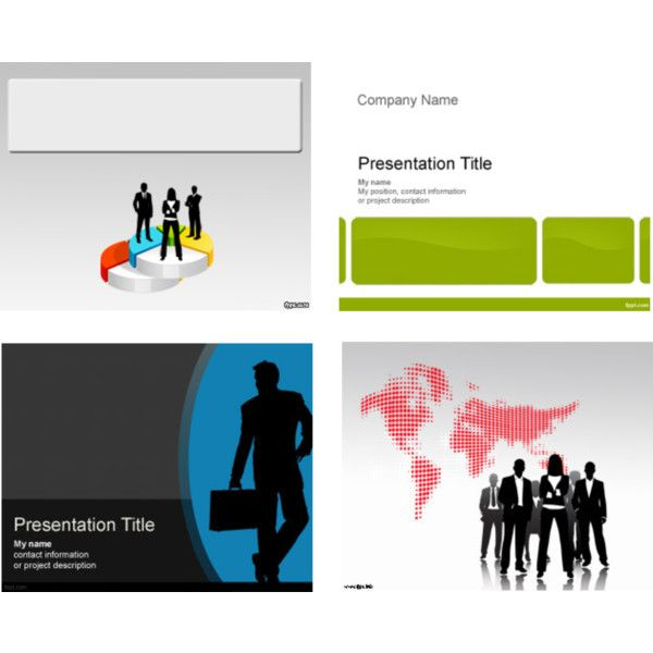 Executive Business Powerpoint Templates By Fppt Business