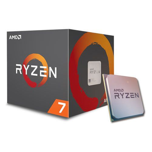 Amd Ryzen 7 1700x 8 Core 3 4 Ghz 3 8 Ghz Turbo Am4 Free Accessories Graphic Card Amd Computer Processors