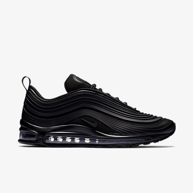 Nike Air Max 97 Ultra Premium Triple black | Zapatillas