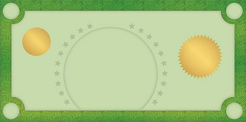 Play Money Template For Kids  Printables    Play Money