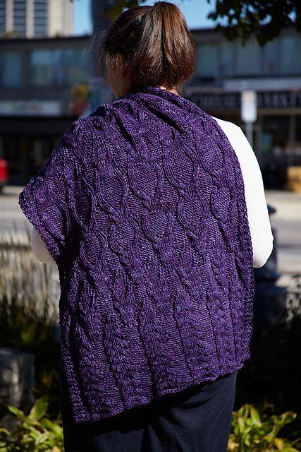 Knitting patterns galore plait stole free shawl knitting knitting patterns galore plait stole dt1010fo