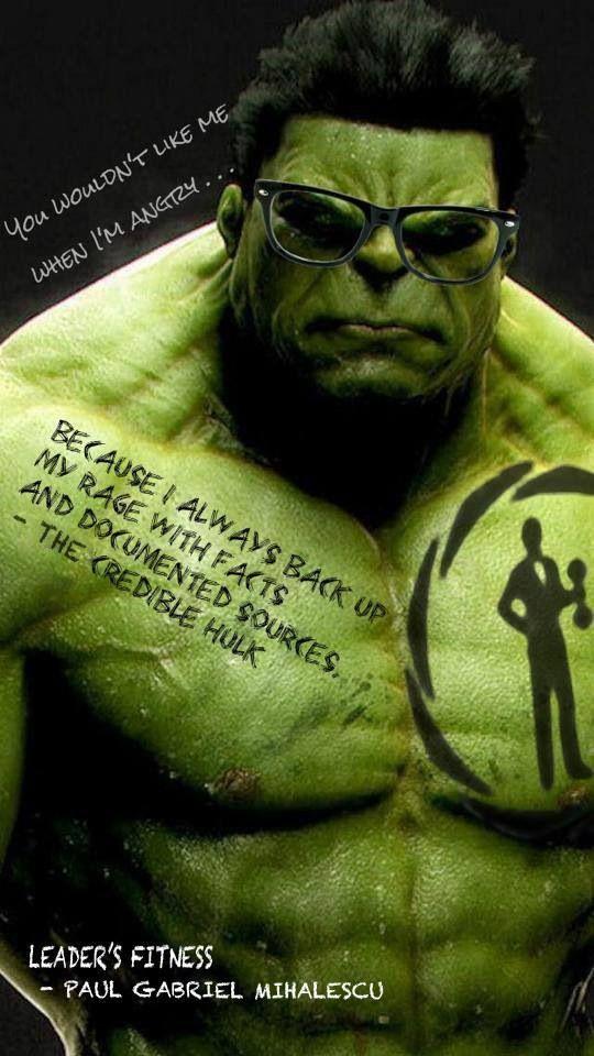 The Intelligent Hulk