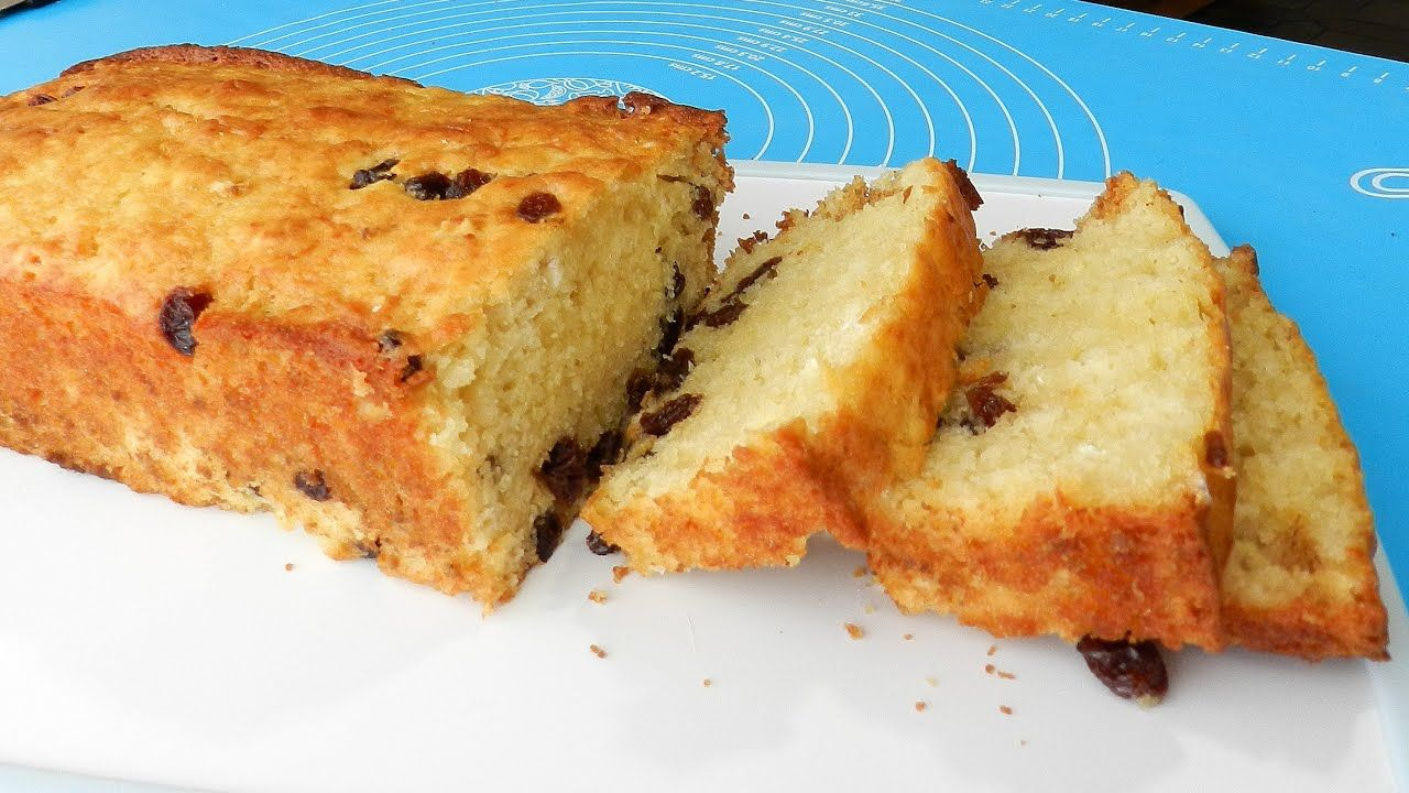 Raisins Quick Bread Without Yeast - YouTube in 2020