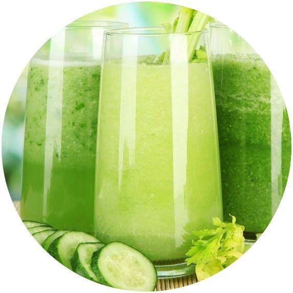 Energy Boosting Juice Cocktail