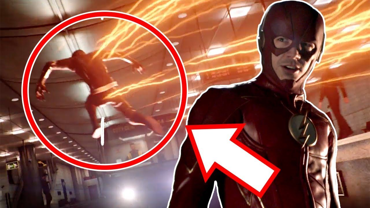 Barry's New Flash Suit Revealed! - The Flash Season 4 | The