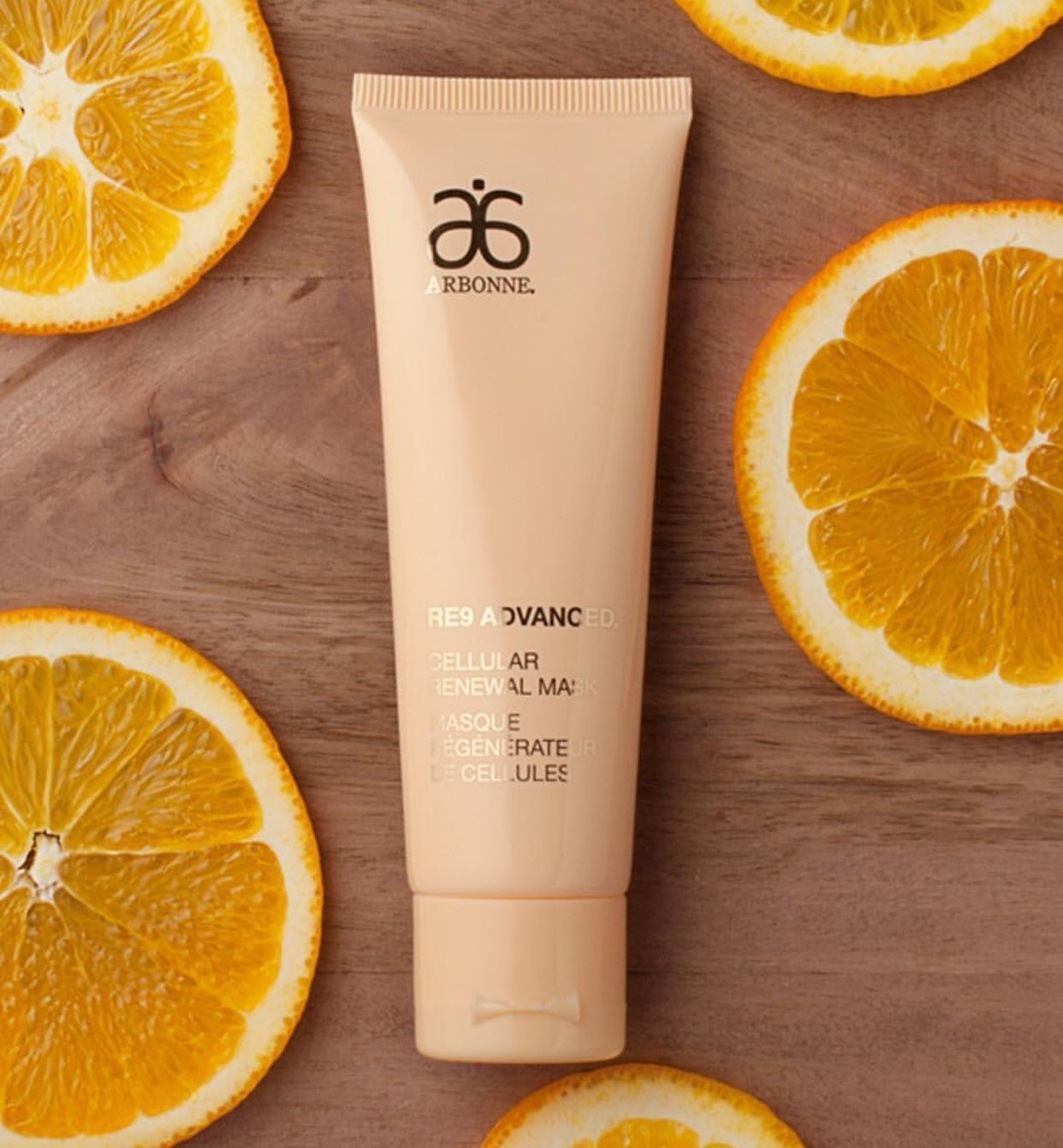 Re9 Cellular Renewal Mask For The Optimal Skin Health And Appearance Skin Regenerates Once