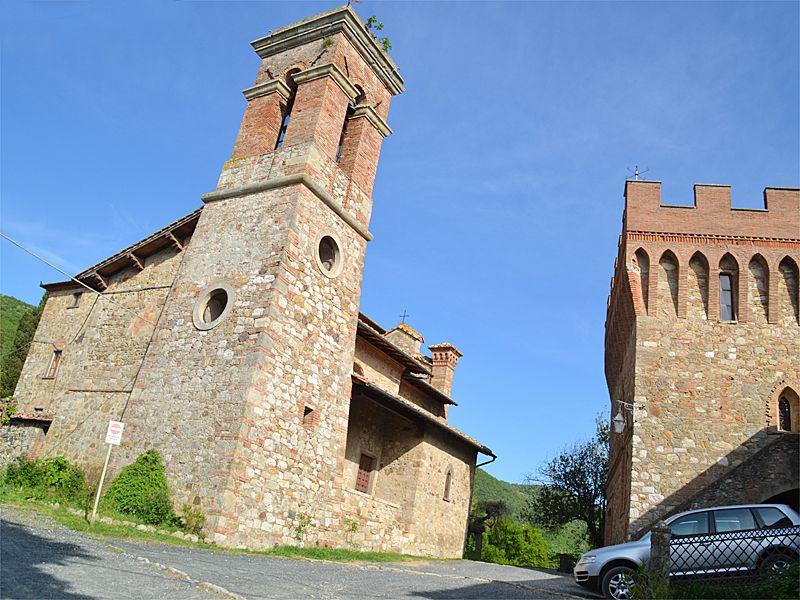 Miemo, borgo incantato delle colline pisane - http://www.girosognando.it/2017/01/18/miemo-borgo-dimenticato-delle-colline-pisane/