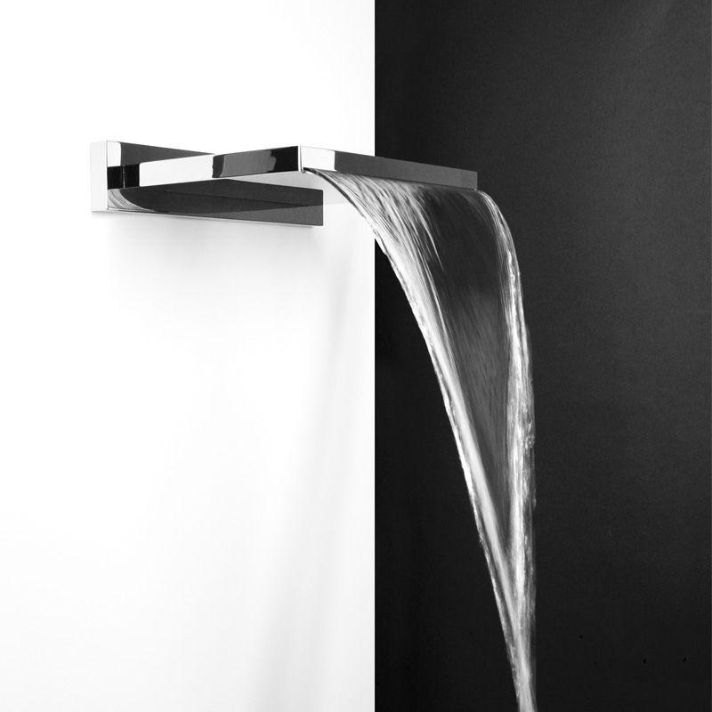 Soffione cascata nettuno arredamento e accessori da bagno wc - Rubinetteria a cascata bagno ...