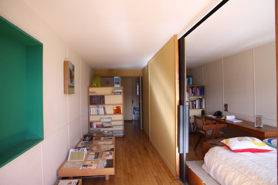 unitè d'habitation interni - Cerca con Google | modernism ...