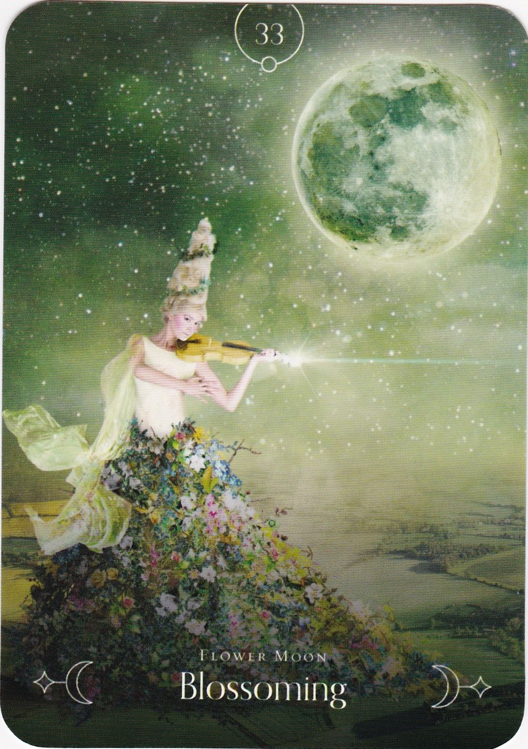 QUEEN of the MOON ORACLE By Stacey Demarco Angel tarot