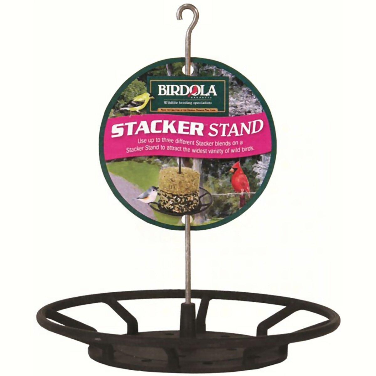 Stacker Stand Seed Cake Feeder   Wild bird feeders, Bird seed, Bird stand