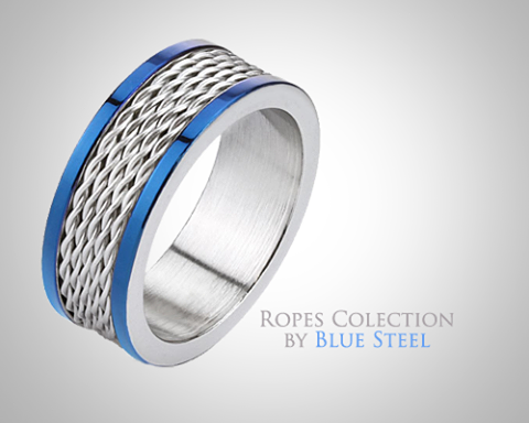 Do You Like This Ropes Collection? Yes or No. Get Them All #BuyBlueSteel