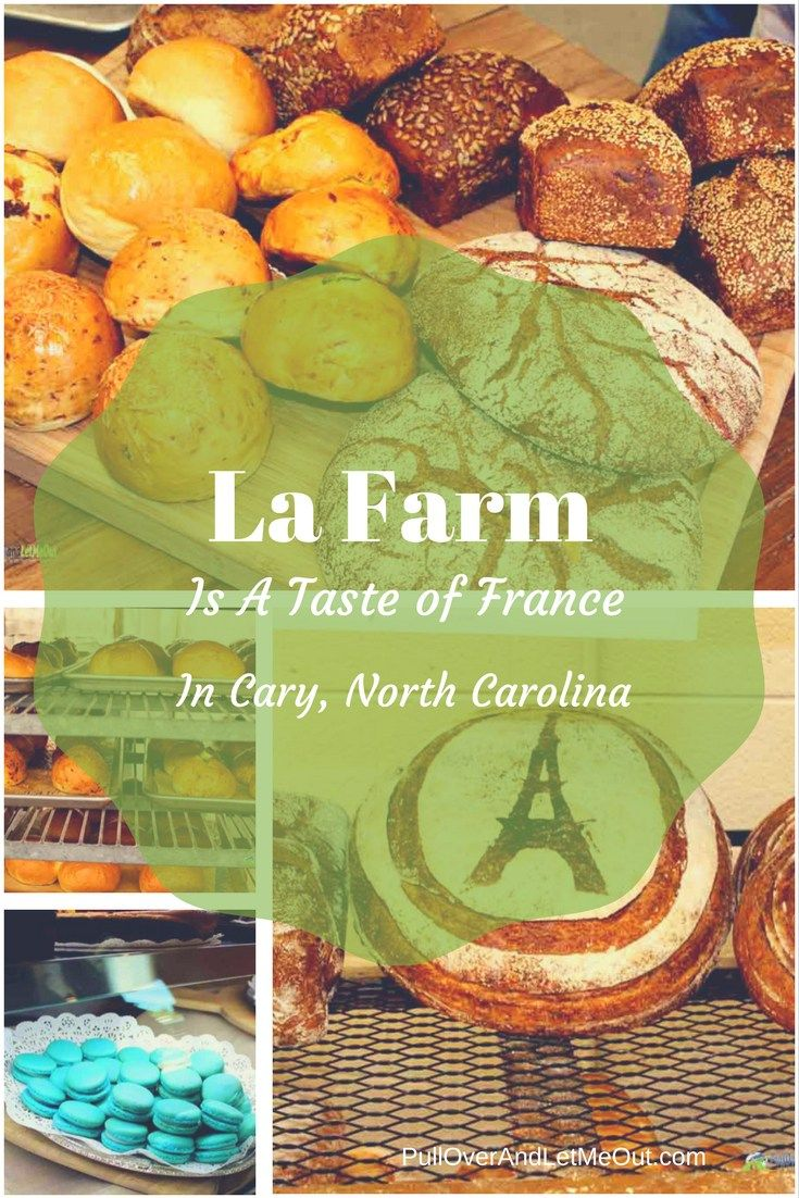 La Farm Is a Taste of France in Cary, North Carolina