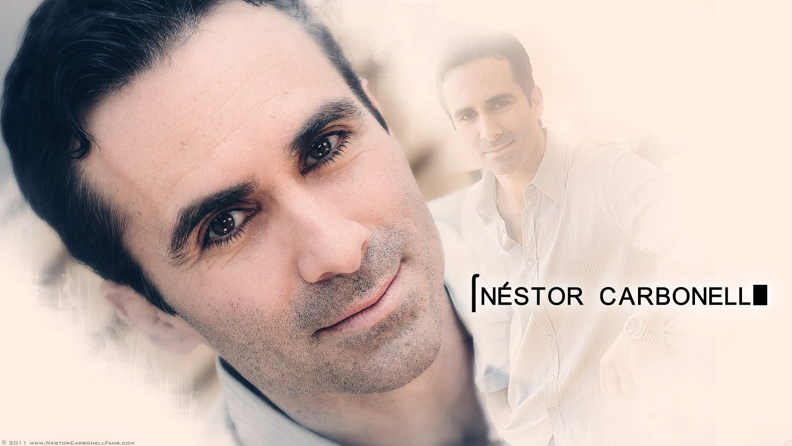 Image detail for -Two new wallpapers of Nestor Carbonell ...