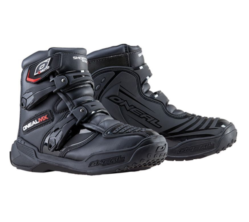ONeal Unisex-Adult Dirtbike Boot Black, 7