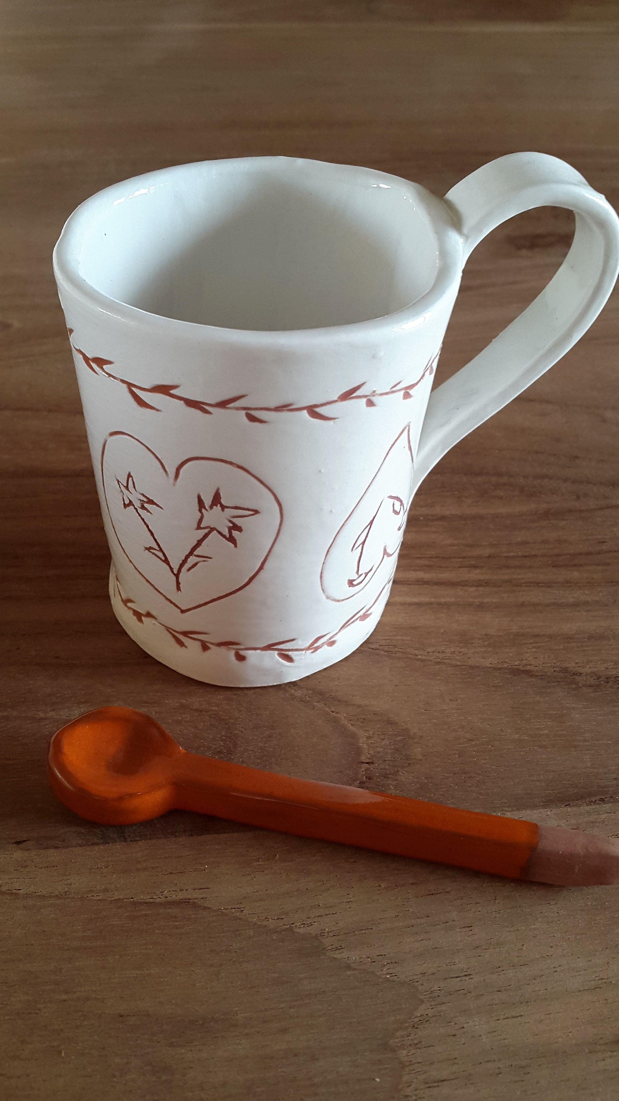 Main ProvenceFaite Mug Potterybycolette Céramique By 3jL54AR