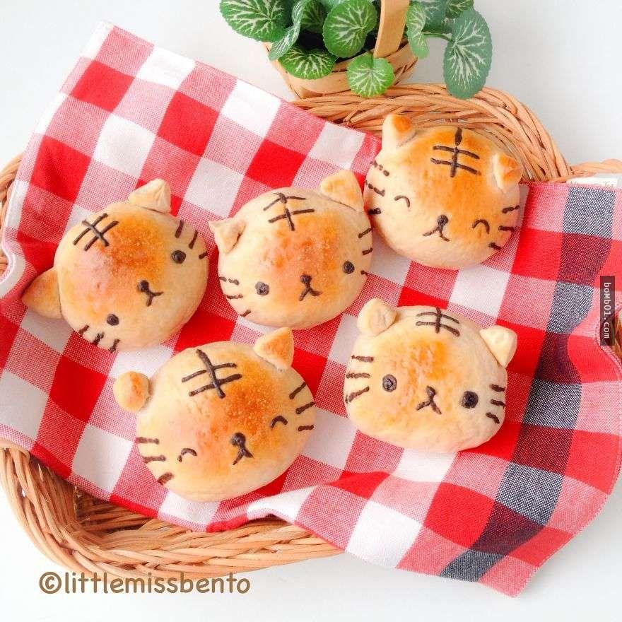 這些日本廚師們發揮創意,炮製了一系列的可愛料理,再也不用擔心孩子挑食了。 - boMb01
