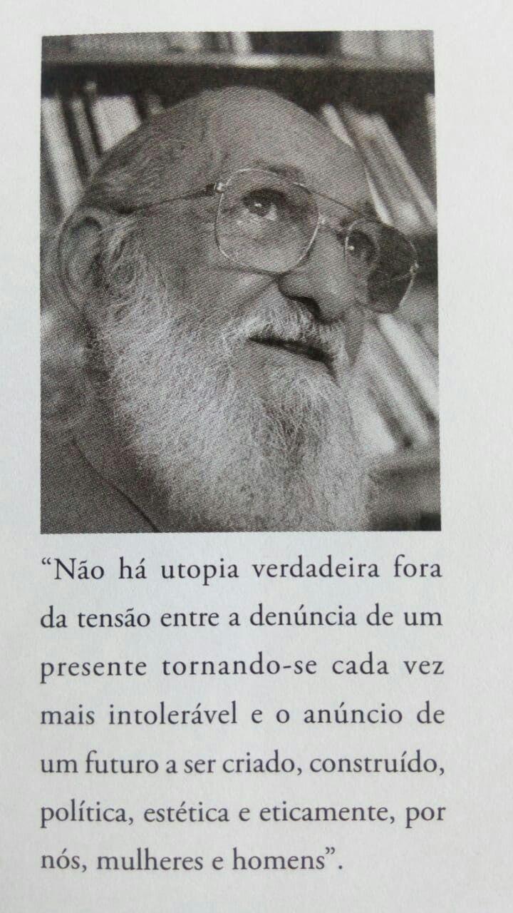 Pin De Maria De Em Educacao Paulo Freire Frases De Impacto E