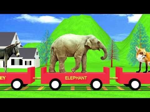 Learn Telugu Vahanamulu - Vehicles - Telugu 3D Animation Nursery rhymes for children - YouTube
