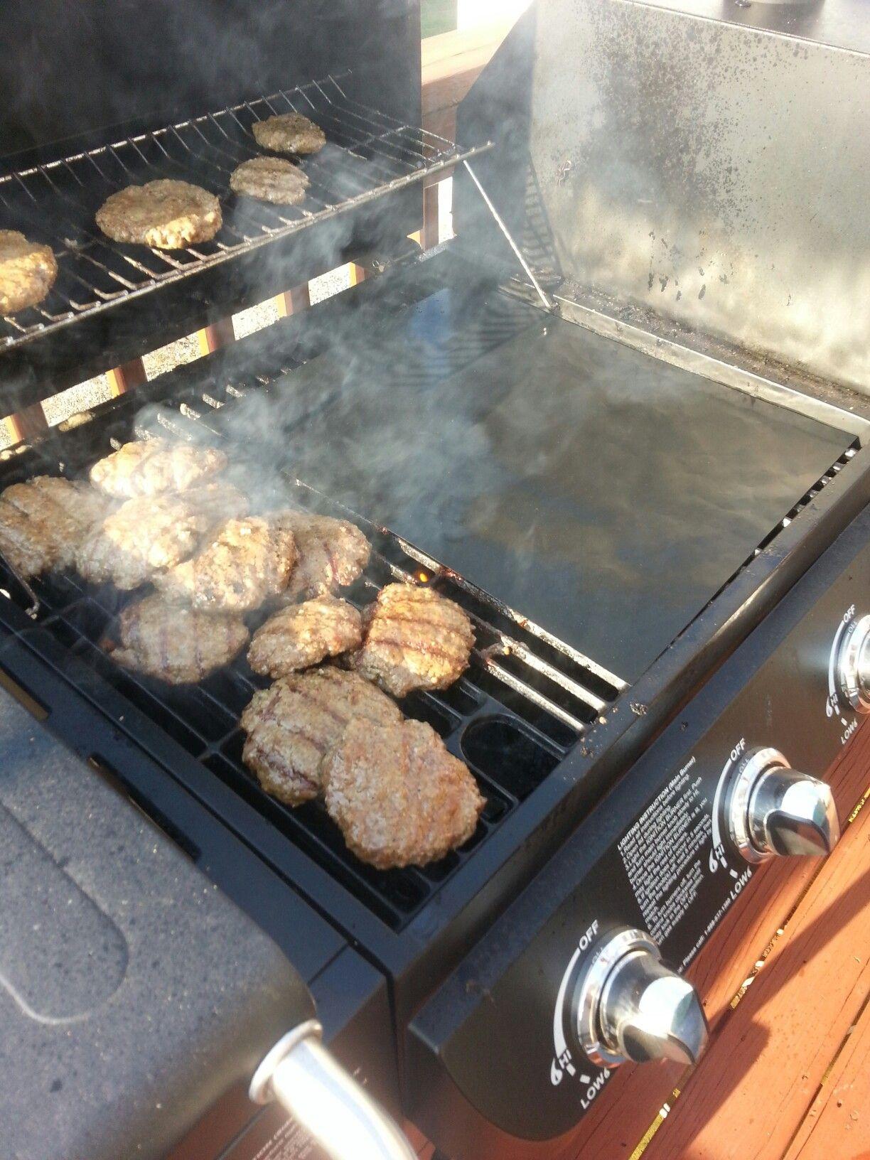 L.Store ® Heat Resistant BBQ Grill Mat