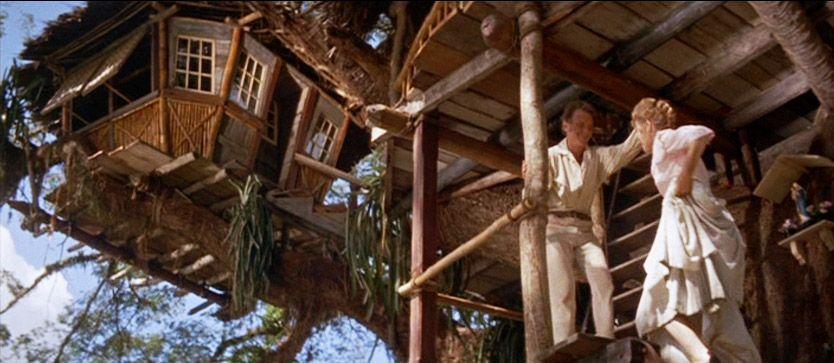 Swiss Family Robinson Cinema Sips Treasure Island