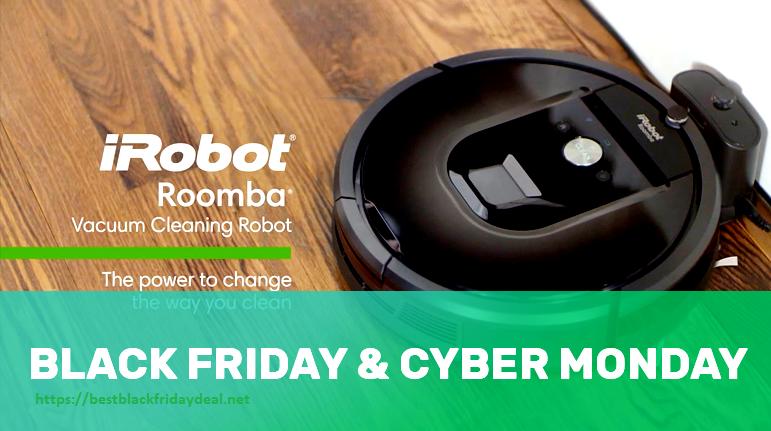 Black Friday Tv Sales 2020 Best Tv Deals On Black Friday Check Now Irobot Roomba Robot Vacuum Cleaner