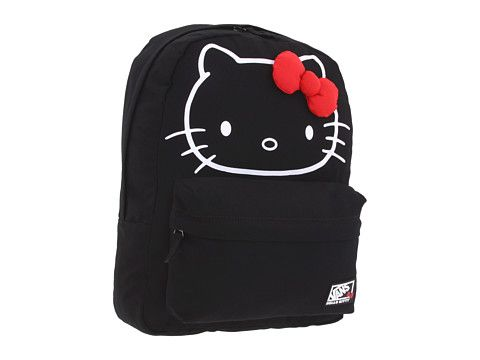 437bbab5e1 Hello Kitty Red Bow Collage Backpack by Vans