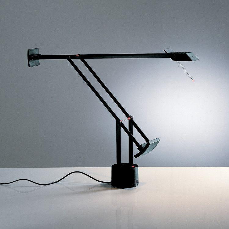 """la célèbre """"Tizio"""" - Designer : Richard Sapper - Marque : Artemide"""