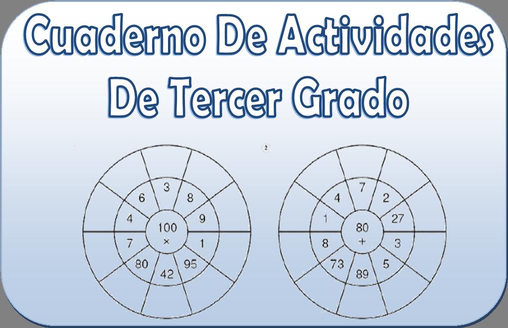 Cuaderno de actividades para tercer grado de primaria - http ...