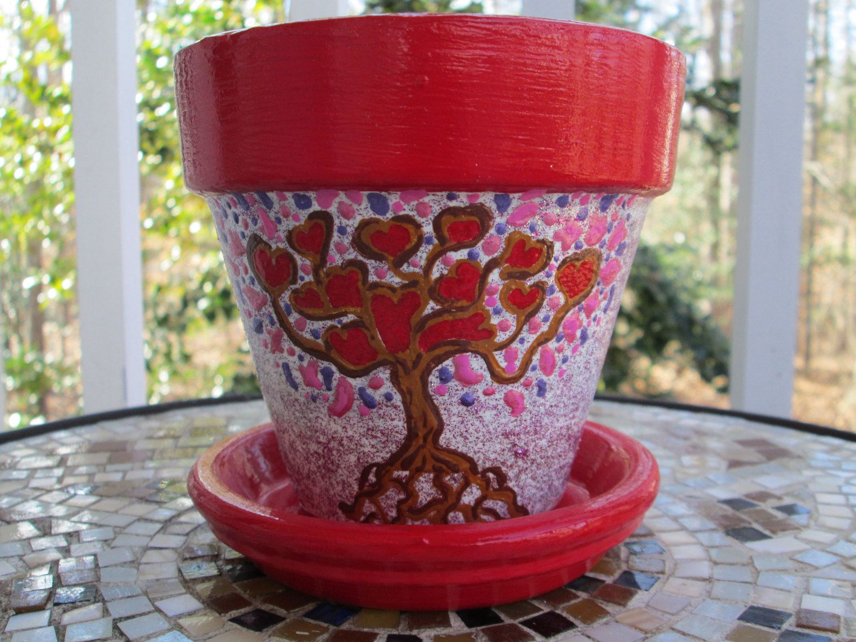 img pot metal with hanging index planter decor pots decorative