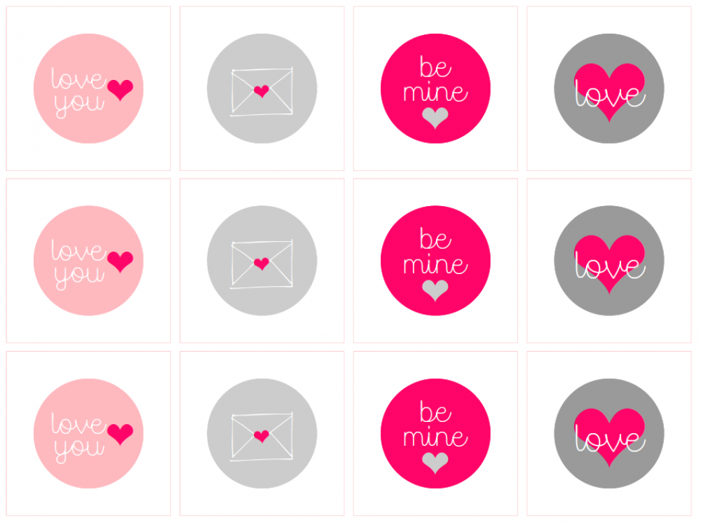image about Printable Valentines Decorations called 10 Absolutely free Valentines Working day Printables Youll Enjoy Valentines