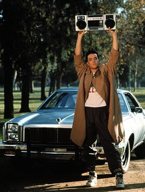 Say Anything, love this scene!