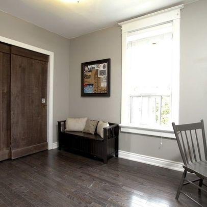 Gray Hardwood Floor Home Grey Hardwood Floors Floor Design