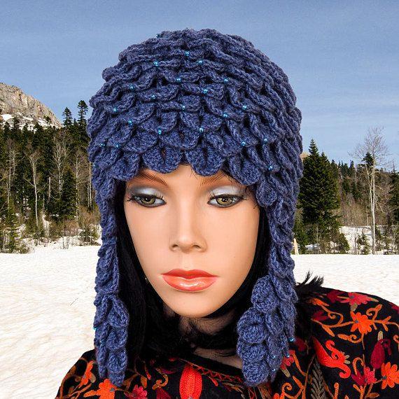 Women Hat Pattern Crochet Beanie Hat Pattern Slouchy Hat Patterns