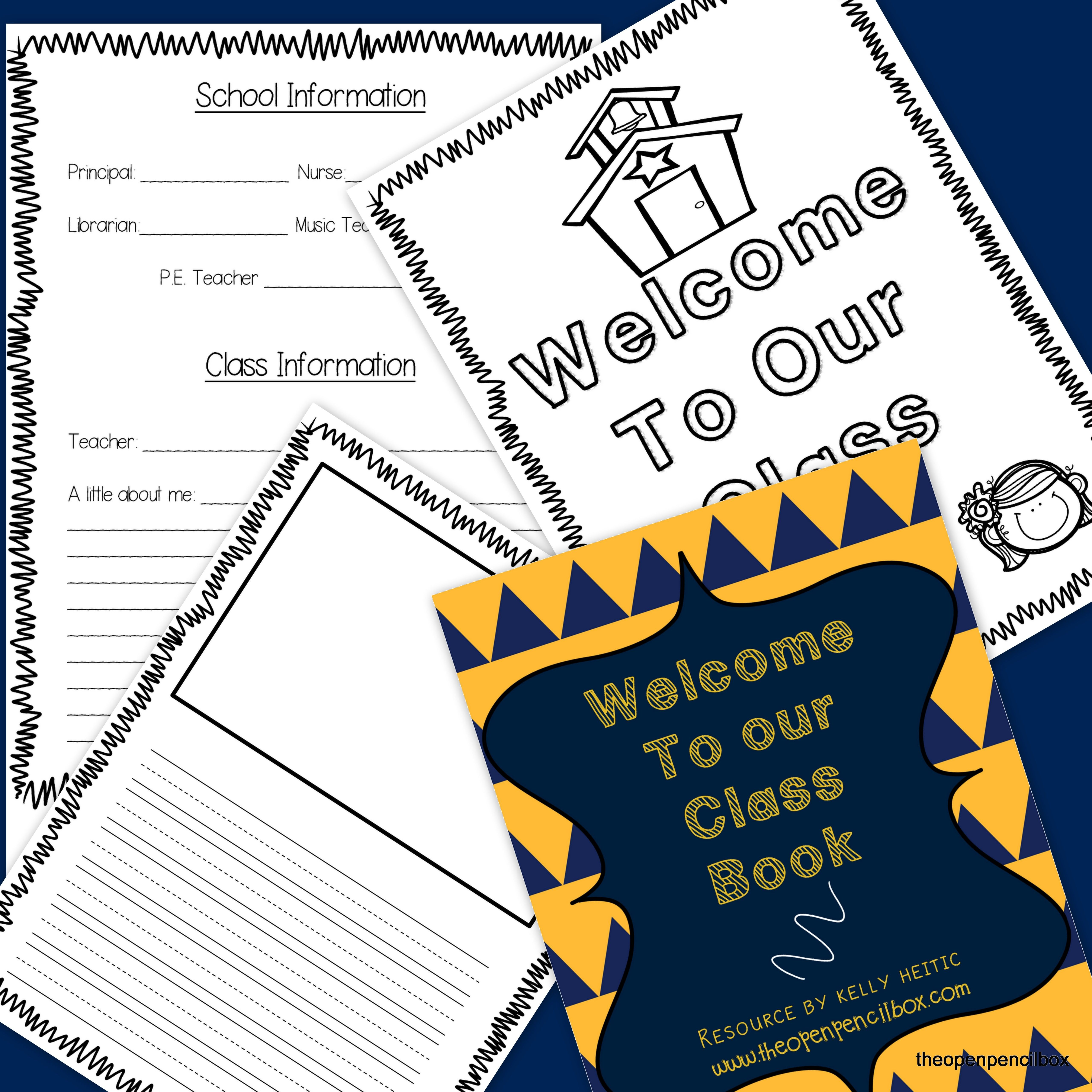 Book welcome students