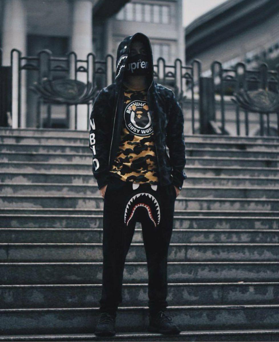 Kendte Pin by Ankit on Ankit | Bape outfits, Street wear, Streetwear fashion BR-25
