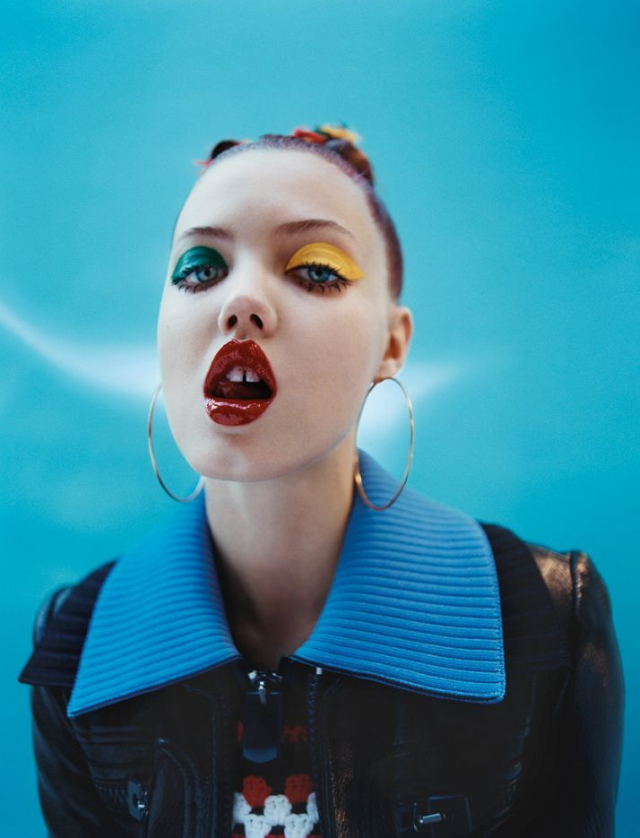 Get to know talented photographer and filmmaker Tyrone Lebon!  [fashion]
