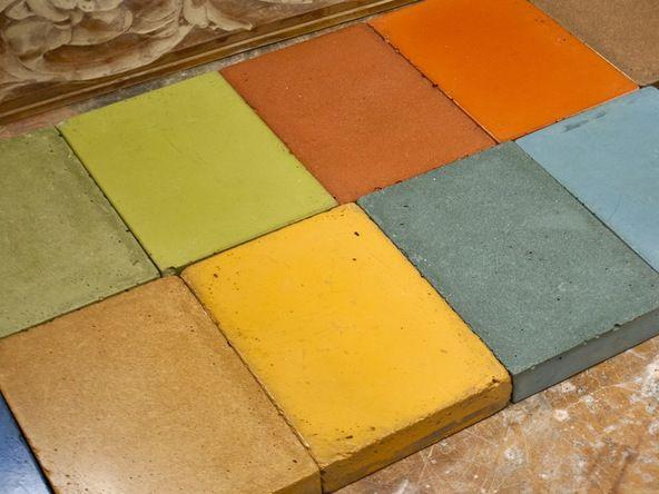 Creating Custom Colors   concrete   Concrete dye, Cheng ...
