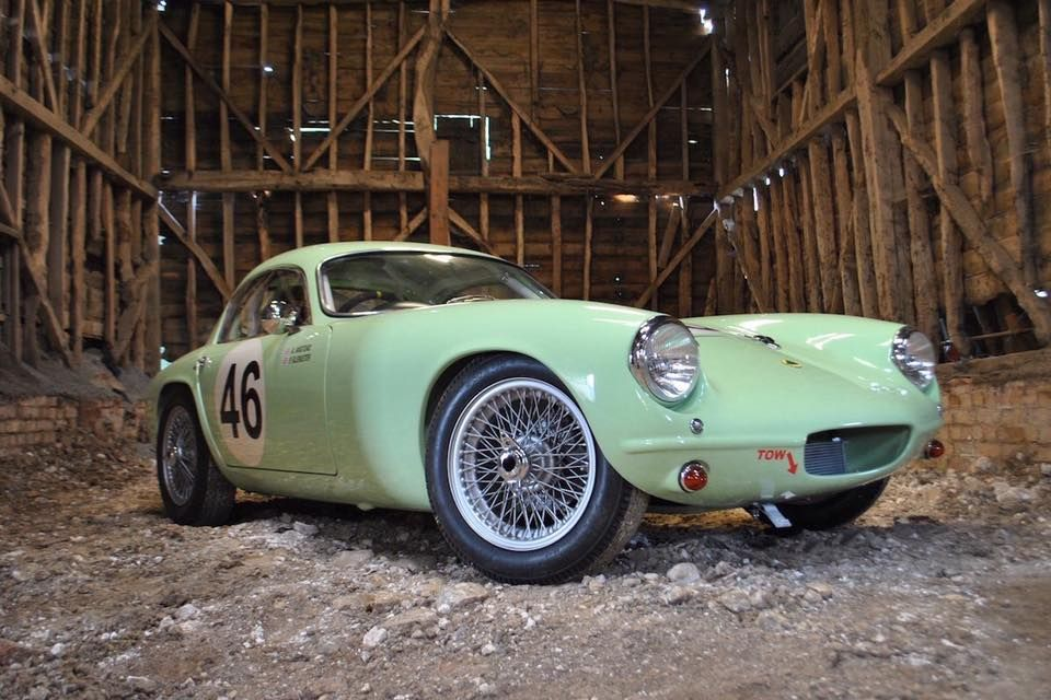 Lotus Elite 1216 cc Coventry-Climax | cool old cars | Pinterest ...