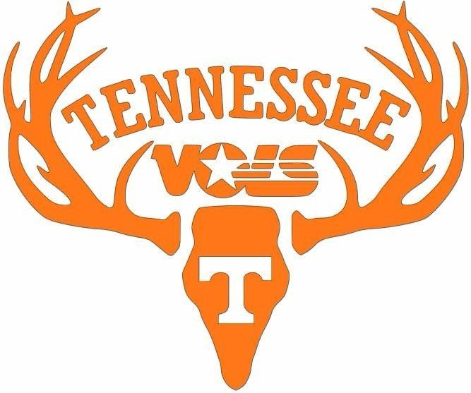 Tennessee Window Decal