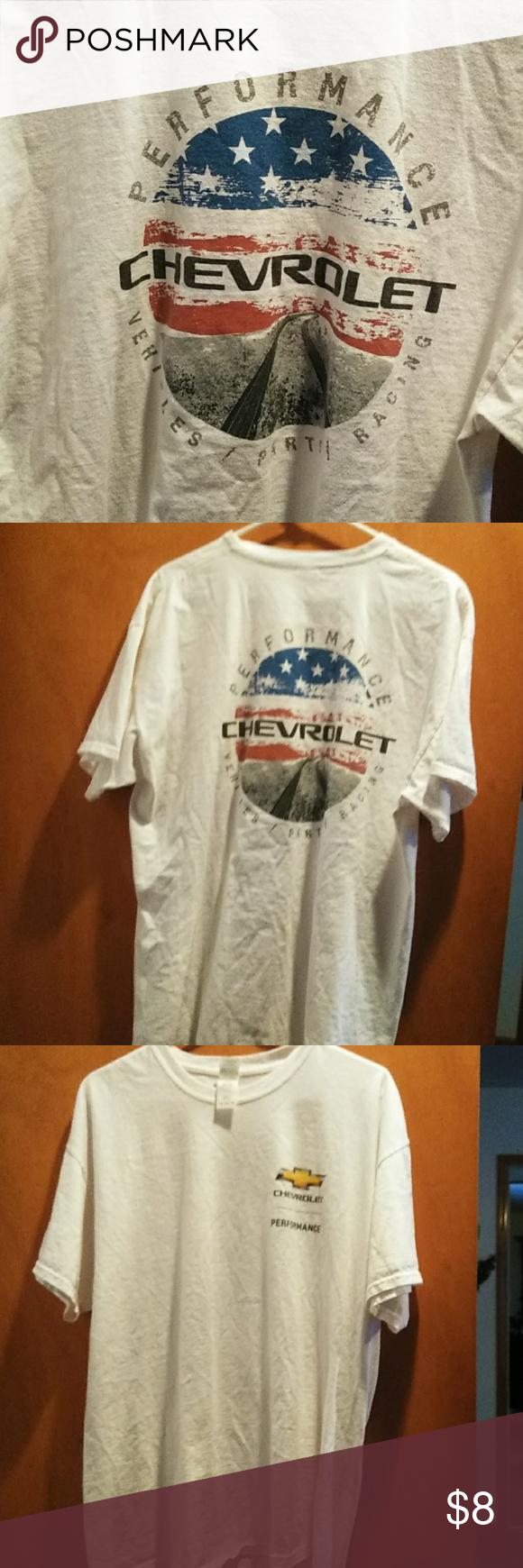 Chevy Racing T Shirt Shirts Clothes Design T Shirt