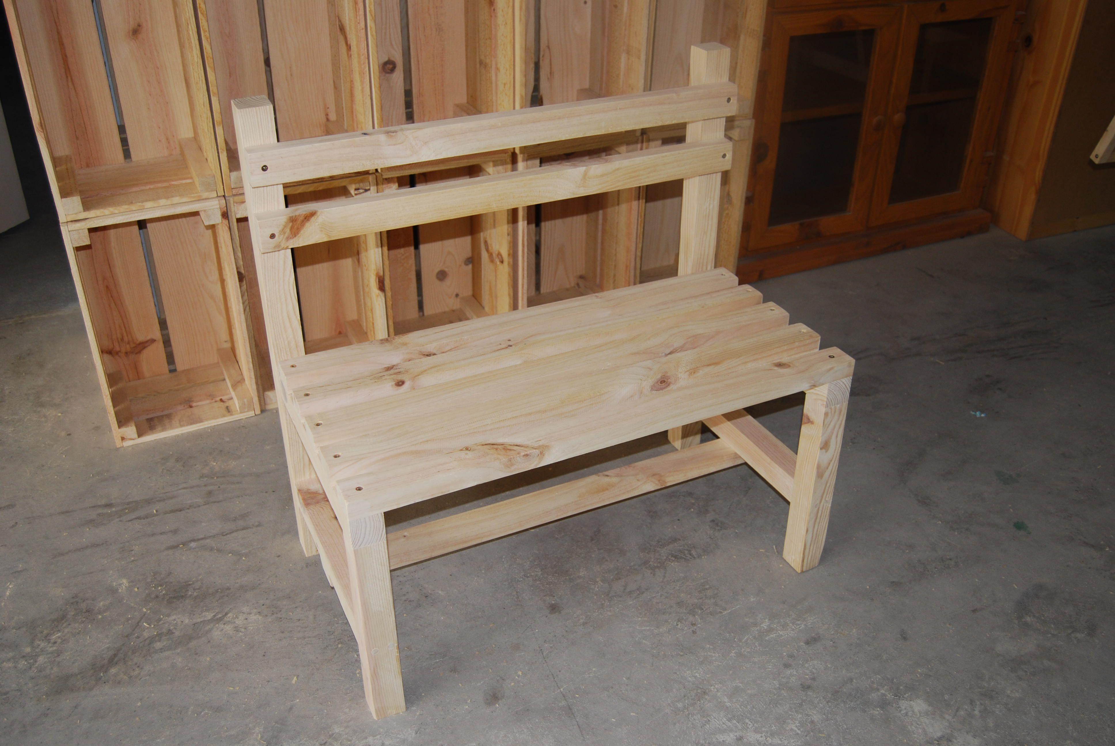 Sillón perfecto para el jardín #madera #artesanal #diseño #interior ...