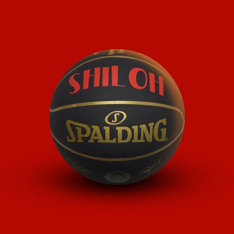 Customized Personalized Basketball Spalding Indoor Outdoor Etsy In 2020 Personalized Basketball Spalding Custom Basketball