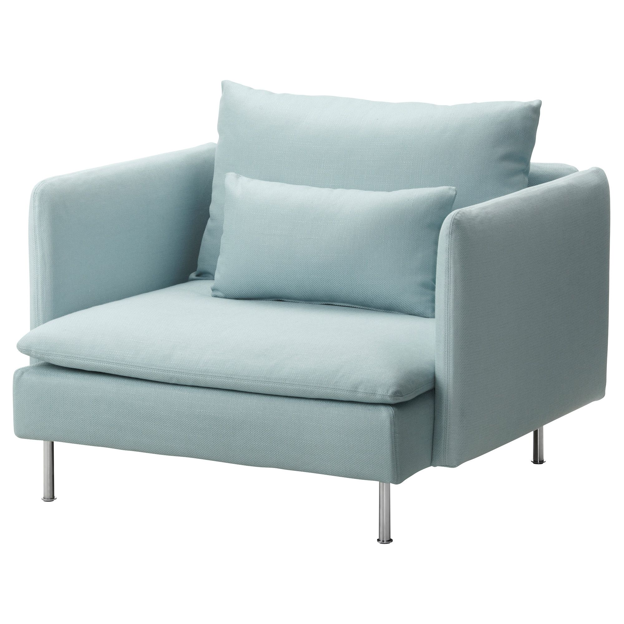 S 214 Derhamn Chair Isefall Light Turquoise Ikea I Would