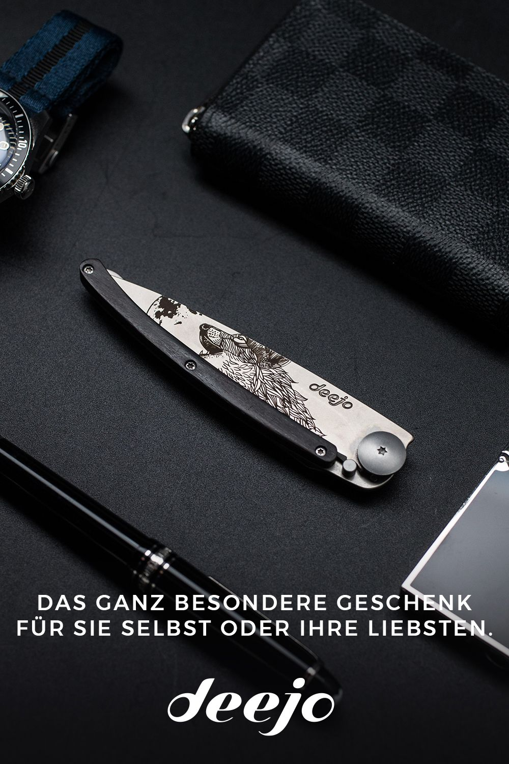 Photo of Das 100% personalisierbare messer