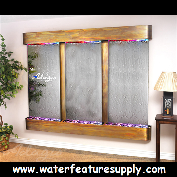 #Wall Hanging Water Features  I am already working on a new project and will be using WFS again to handle all the interior fountains. Five stars out of Five, these guys are good.