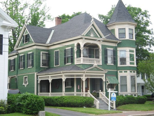 How To Paint A Victorian Style Home Pinterest Victorian House - How-to-paint-a-victorian-style-home