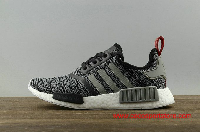 41c2c7b3a5658 Adidas NMD R1 BB2884 Black Grey Men s Originals  68.00 Adidas Nmd R1